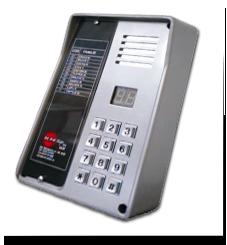 Interfonul de bloc Betamex