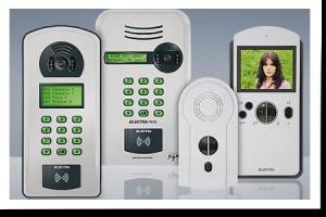 Video si audio interfoane Electra pentru blocuri