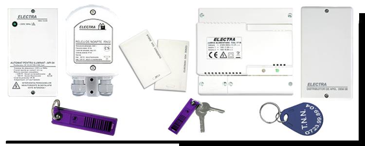 Componente ale sistemului Electra