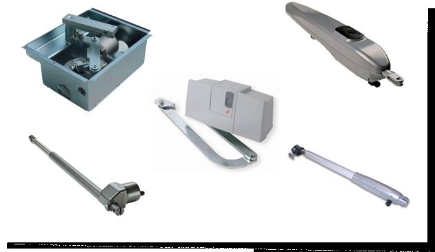 Sisteme de automatizare porti Vidue (V2)